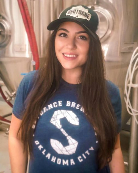 Woman of the Week: Michelle Pagano  TheBrewBabe