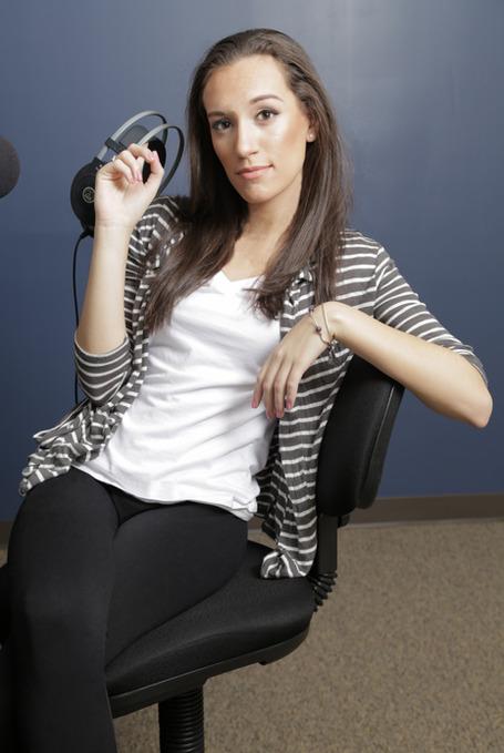 Woman Of the Week: Kim Adragna